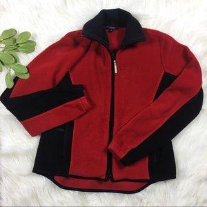 Burberry Boys Medium Fleece Jacket